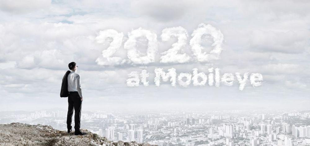 2020 at Mobileye