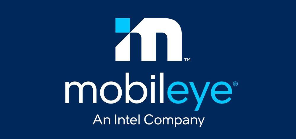 Mobileye's new logo