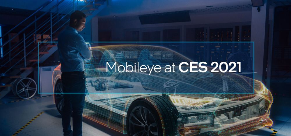 Mobileye at CES 2021