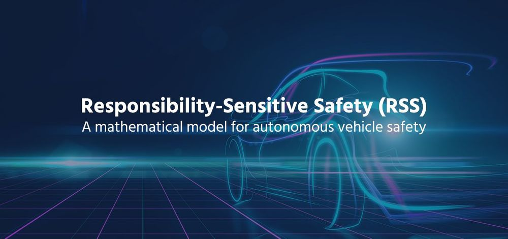 Responsibility-Sensitive Safety: A Mathematical Model for Autonomous Vehicle Safety