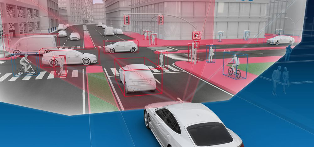 Mobileye/ZF 100-Degree ADAS Camera