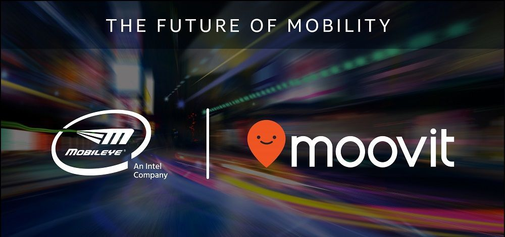 Mobileye & Moovit: the Future of Mobility