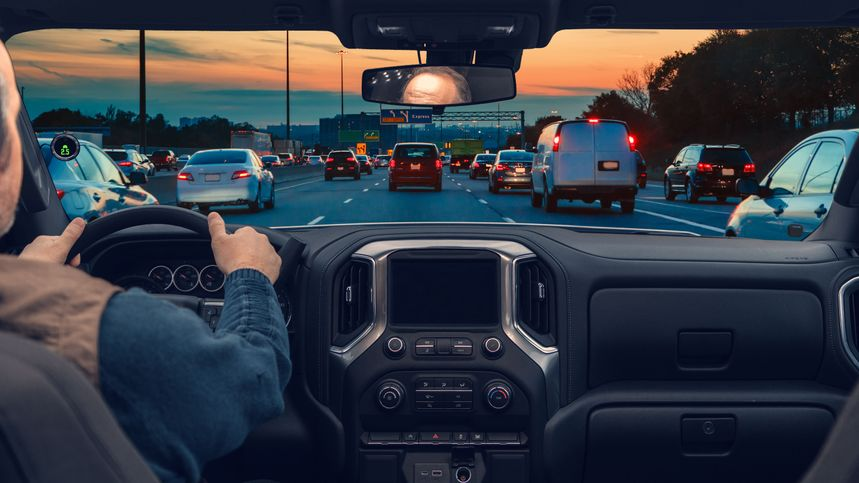 road, cars